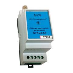 16-канальный этажный радиомодуль Тепловодохран Пульсар RS-485